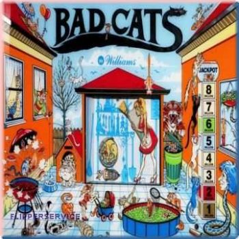 Bad Cats- Servicehandbuch