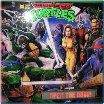 Teenage Mutant Ninja Turtles - Servicehandbuch