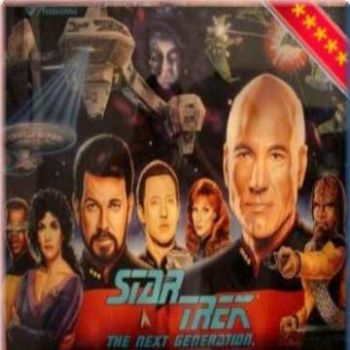 STAR TREK - The Next Generation - Servicehandbuch